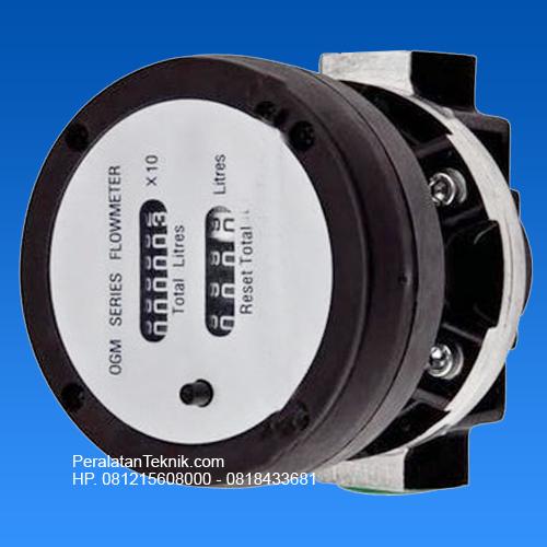 Flow meter OGM DN40 1.5 inch – OGM Flow meter digital – Oval gear Flow meter Digital DN40