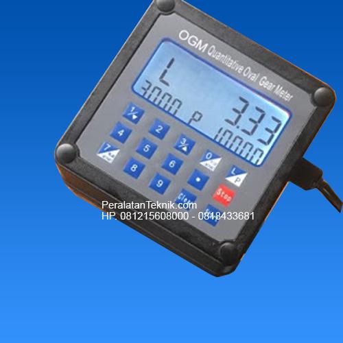 Flow meter Bensin dan Solar Digital DN25 -Flow meter OGM digital 1 inch 12V-24v-220V – Digital Flow meter OGM 1 inch