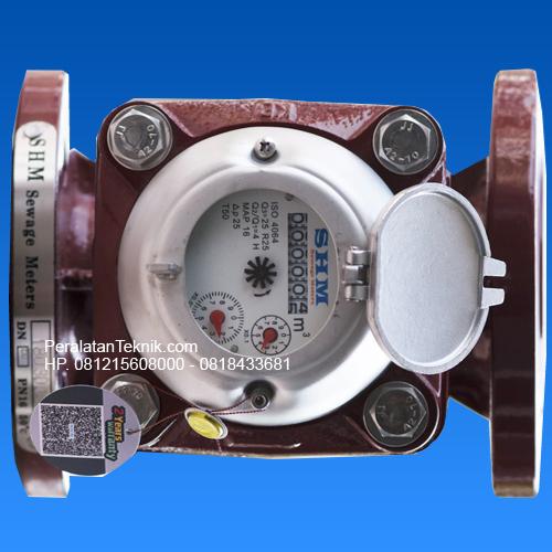 Flow meter SHM 12 INCH Hot 90 Degree C – Sewage meter DN300 SHM – Flow meter air limbah 12 inch DN300 90 Derajat Celcius