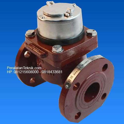 Flow meter SHM 8 inch – Sewage flow meter SHM DN200 – Water meter air limbah 8 inch