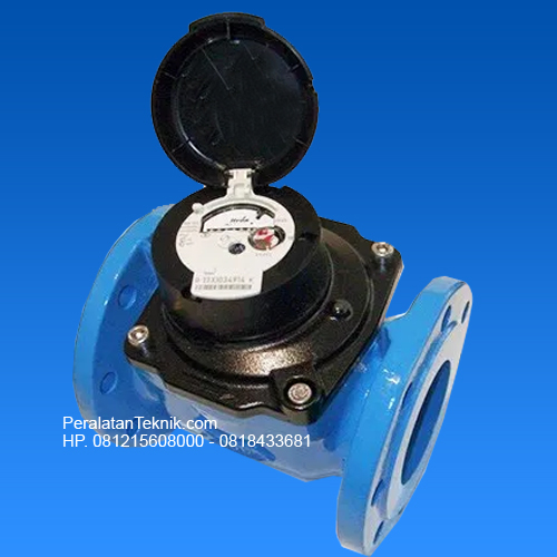 WATER METER 3 INCH ITRON 80mm TYPE WOLTEX