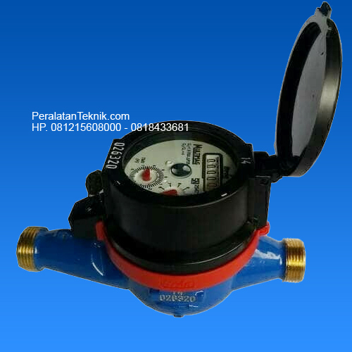 Water Meter ITRON 15mm 1/2 inch