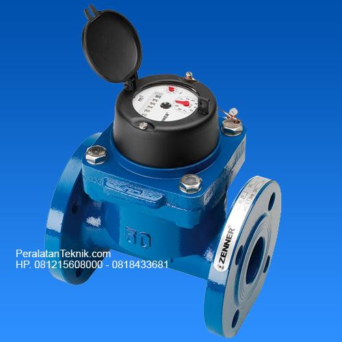 Water meter Zenner DN50 2 inch – ZENNER Water meter WPHN DN50